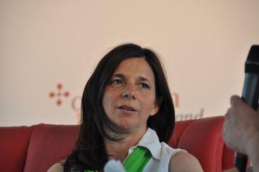Katrin Göring-Eckardt, 2011