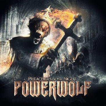 """Cover """"Preachers Of The Night"""" von Powerwolf"""