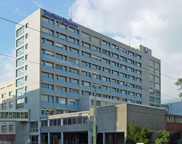 Verlagsgebäude, Hellerhofstr. 2–4, Frankfurt am Main