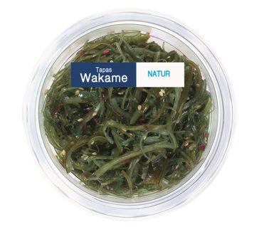 """""""Wakame Salat - Meeresalgen Natur, 100 g"""""""