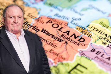 """Franz Wiese, europapolitischer Sprecher der AfD-Fraktion. Bild: """"obs/AfD-Fraktion im Brandenburgischen Landtag"""""""