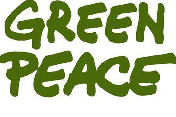Logo von Greenpeace
