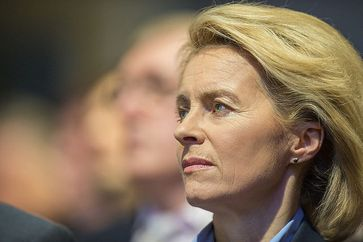 Ursula von der Leyen Bild: Global Panorama, on Flickr CC BY-SA 2.0
