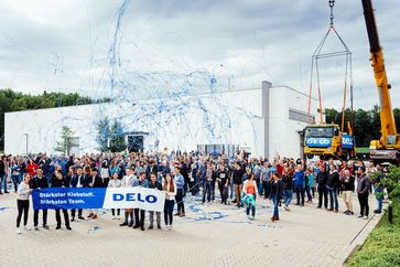 """Bild: """"obs/DELO Industrie Klebstoffe/Dennis Herbert (DELO)"""""""