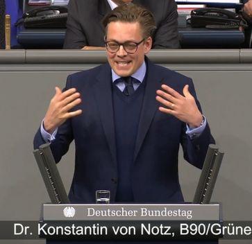 Konstantin von Notz (2019)