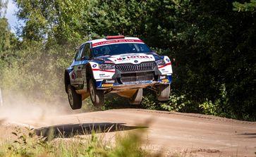 """Kajetan Kajetanowicz/Maciej Szczepaniak (POL/POL)  Bild: """"obs/Skoda Auto Deutschland GmbH"""""""