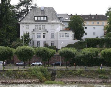 Sitz des Instituts zur Zukunft der Arbeit in der ehemaligen Bremer Landesvertretung in Bonn (2008)