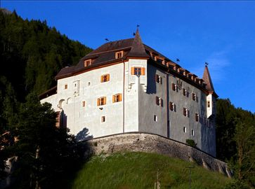 Schloss Lengberg, Südwestansicht