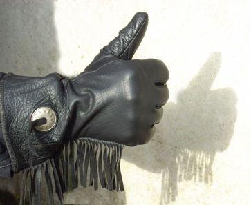 Daumen hoch (Symbolbild)