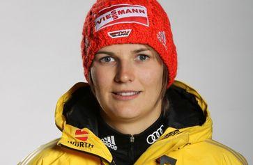 Ulrike Gräßler Bild: DSV