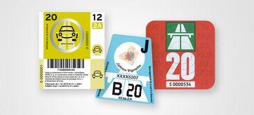 """Vignetten 2020: Die neuen Preise für Österreich, Slowenien und die Schweiz / Mautbefreiung auf fünf Strecken in Österreich / Bild: """"obs/ADAC SE/ADAC Medien und Reise GmbH"""""""