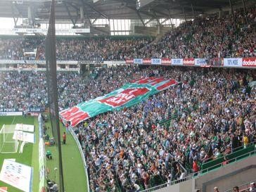Das Weserstadion in Bremen ist das Fußballstadion des deutschen Fußball-Bundesligisten Werder Bremen. (Symbolbild)