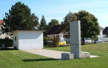 Denkmal zur Deutschen Einheit