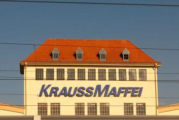 Firmengebäude Krauss-Maffei