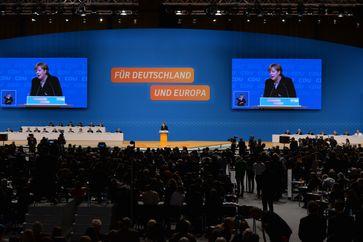28. CDU Parteitag 2015 in Karlsruhe