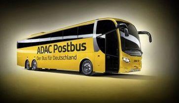 adac postbus ab 1 november im bundesweiten linienverkehr extremnews die etwas anderen. Black Bedroom Furniture Sets. Home Design Ideas