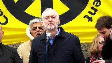 Jeremy Corbyn am 27 Februar 2016