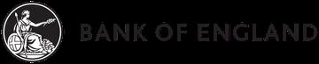 Bank von England (Britische Notenbank) Logo