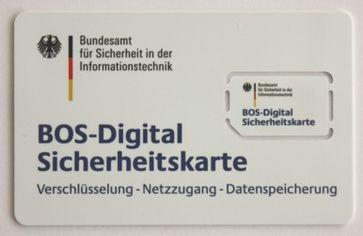 BSI Sicherheitskarte