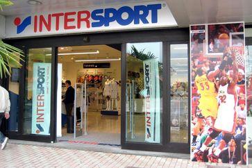 INTERSPORT Schaufenster