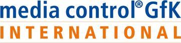 Logo von media control® GfK