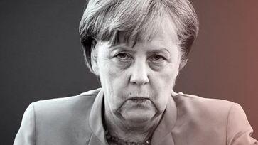Errichtet sie eine Diktatur in Deutschland? Bundeskanzlerin Angela Merkel (2020)