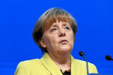Angela Merkel Bild: World Economic Forum, on Flickr CC BY-SA 2.0