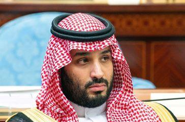 "Kronprinz Mohammed bin Salman von Saudi-Arabien. Bild: ""obs/ARTE G.E.I.E./© Reuters"""