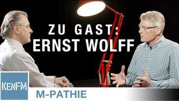 """M-PATHIE – Zu Gast heute: Ernst Wolff – """"Lockdown für das Finanzsystem!"""""""