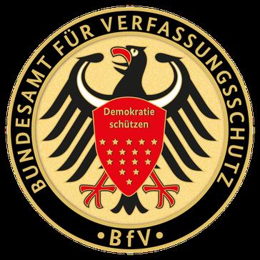 Emblem des Bundesamts für Verfassungsschutz