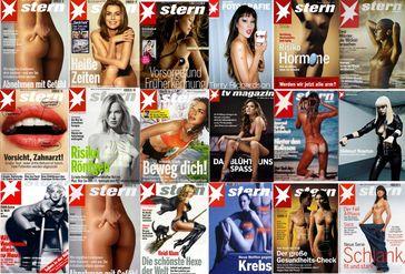 """Laura Himmelreich beim """"Stern"""": Der """"Stern"""", zuletzt führend bei der Aufdeckung versteckter Sexismen in politischen Berlin, geht seit Jahrzehnten mit gutem Beispiel voran, wenn es gilt, Frauen nackt und willig zu missbrauchen, um den selbstgemachten Premiumjournalismus an den Mann zu bringen."""