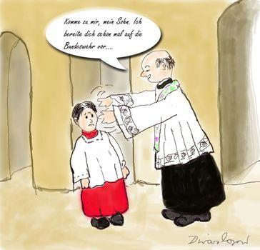 Kindesmissbrauch in der Kirche hat eine lange Tradition - und nicht nur dort! (Symbolbild)
