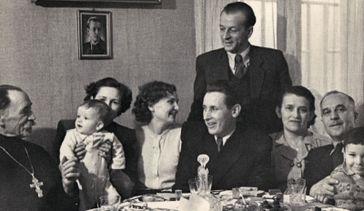 Familienfeier (Symbolbild)
