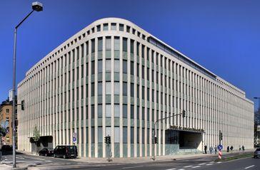 Zentrale des Institut der deutschen Wirtschaft (IW) am Konrad-Adenauer-Ufer, Köln