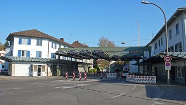 Grenzübergang Kreuzlingen TG ↔ Konstanz (D)
