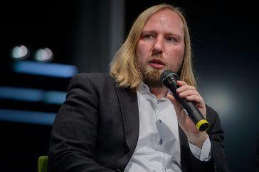 Anton Hofreiter Bild: Heinrich-Böll-Stiftung, on Flickr CC BY-SA 2.0