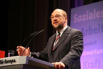 Martin Schulz 2009 Bild: Mettmann / de.wikipedia.org