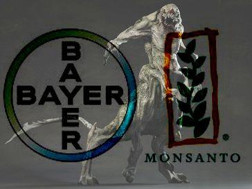 Bayer Monsanto will Gott spielen, ohne zu wissen was sie da tun? (Symbolbild)