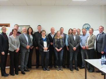 Die Teilnehmende des Expertenworkshops in Oldenburg. Quelle: Fraunhofer UMSICHT (idw)