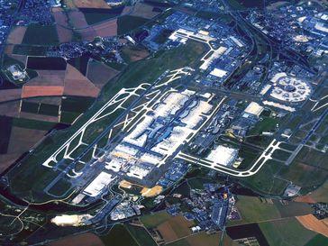 Flughafen Charles de Gaulles