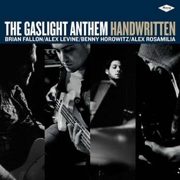 """""""Handwritten"""" von The Gaslight Anthem"""