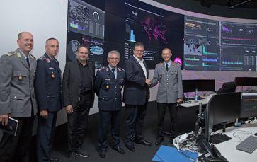 """Bild: """"obs/Presse- und Informationszentrum Cyber- und Informationsraum (CIR)/Martina Pump"""""""