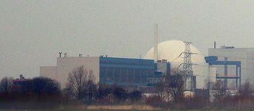 Kernkraftwerk Borssele Bild: ChNPP / wikipedia.org