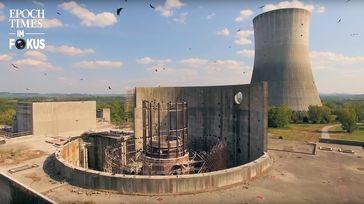 Während Deutschland offiziell aus der Kernkraft aussteigt, werden moderne und Störungsunanfällige neue weltweit gebaut (Symbolbild)