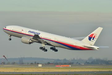 Malaysia-Airlines-Flug MH370