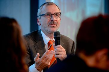 Volker Beck Bild: Heinrich-Böll-Stiftung, on Flickr CC BY-SA 2.0
