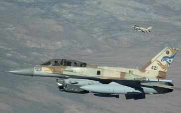 Israel : F-16I Sufa