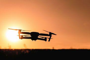 Drohne (Symbolbild)