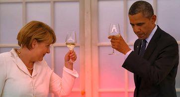 Merkel und Obama (2017)