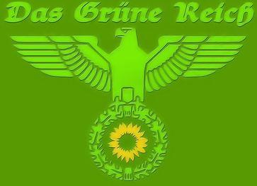 Bündnis 90 / Die Grünen: Die Partei steht wegen Ihrer Umerziehungsideologie und Massenverboten in der Dauerkritik vieler Bürger (Symbolbild)
